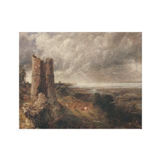 John Constable - Hadleigh Schloss Leinwanddruck