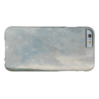 John Constable - Küstenszene mit Klippen Barely There iPhone 6 Hülle