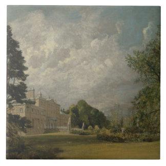 John Constable - Malvern Hall, Warwickshire Fliese