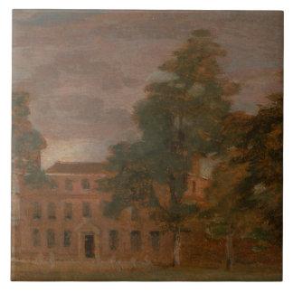 John Constable - Westhäuschen, OstBergholt Keramikfliese
