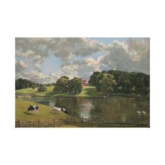 John Constable - Wivenhoe Park, Essex Leinwanddruck