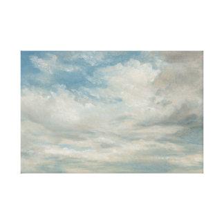 John Constable - Wolken Leinwanddruck
