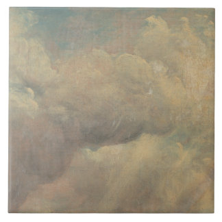 John Constable - Wolken-Studie Fliese