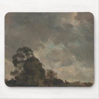 John Constable - Wolken-Studie Mousepad