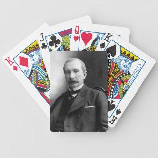 John D Rockefeller Bicycle Spielkarten