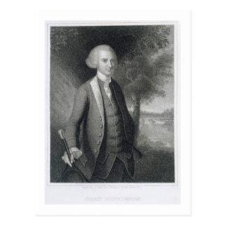 John Dickinson, graviert von John B. Forrest Postkarte