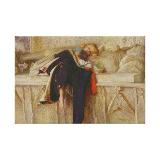 John Everett Millais - L'Enfant du Regiment Leinwanddruck
