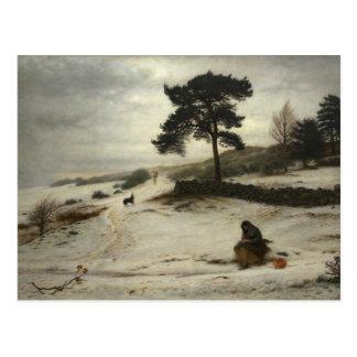 John Everett Millais - Postkarte