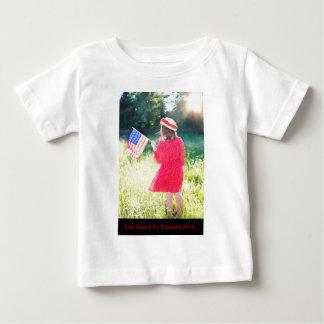 John Kasich für Präsidenten 2016 Baby T-shirt