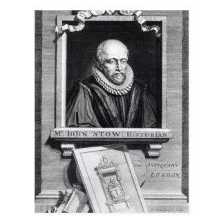 John-Laderaum Postkarte
