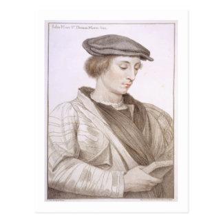John mehr graviert von Francesco Bartolozzi Postkarte