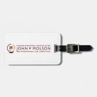 John Molson MICC Gepäckanhänger