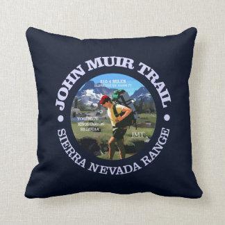 John Muir-Spur (Wanderer C) Kissen