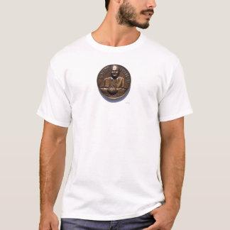 John Paul IIbronzemedaillon-T-Stück T-Shirt