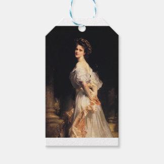 John Singer Sargent - Nancy Astor - schöne Kunst Geschenkanhänger