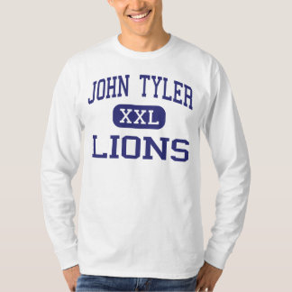 John Tyler - Löwen - Highschool - Tyler Texas T-Shirt