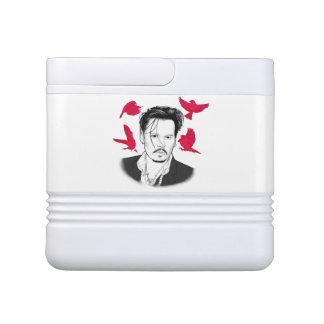 Johnny Depp Kühlbox