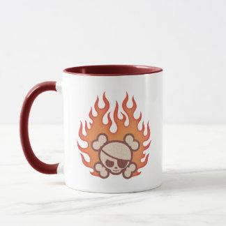 Johnny-Flammen Tasse