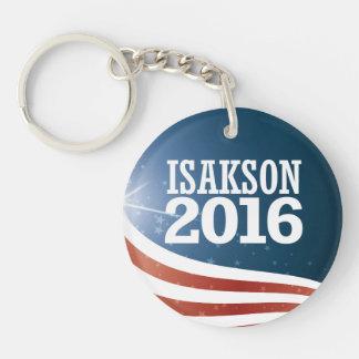 Johnny Isakson 2016 Schlüsselanhänger