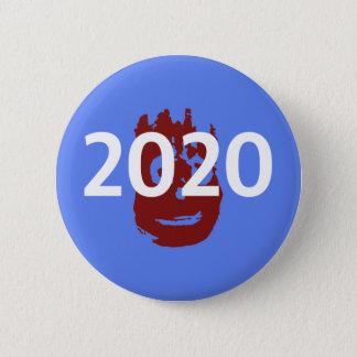 Johnson- und Kampagnen-Knopf der Knäuel-2020 - Runder Button 5,7 Cm