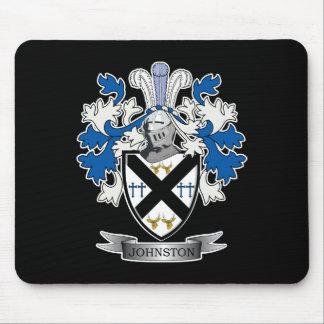 Johnston-Familienwappen-Wappen Mauspads