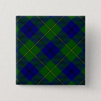 Johnstone Quadratischer Button 5,1 Cm