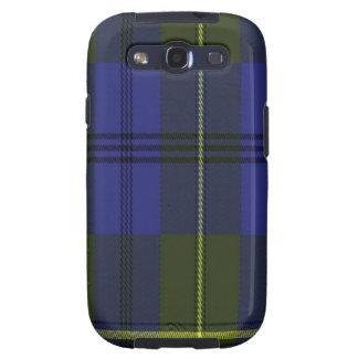 Johnstone schottischer Tartan Samsung rufen Fall Galaxy S3 Schutzhülle
