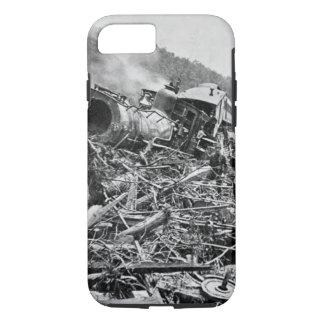 Johnstown Flut-Zug-Wrack Vintages 1889 iPhone 8/7 Hülle