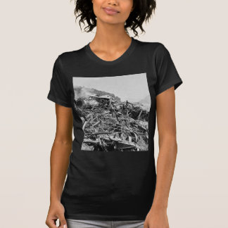 Johnstown Flut-Zug-Wrack Vintages 1889 T-Shirt