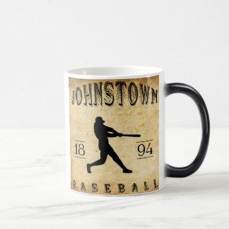Johnstown New York Baseball 1894 Verwandlungstasse