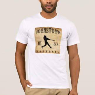 Johnstown Pennsylvania Baseball 1883 T-Shirt