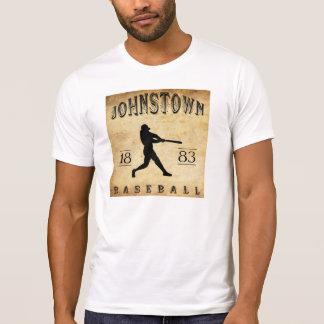 Johnstown Pennsylvania Baseball 1883 T-Shirt