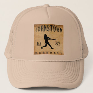 Johnstown Pennsylvania Baseball 1883 Truckerkappe