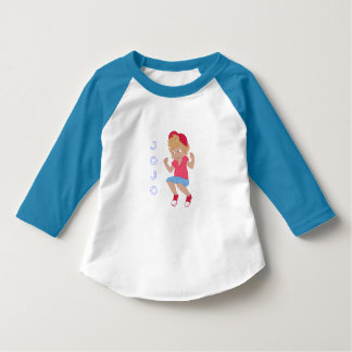JoJo Baseball-T-Stück (KLEINKIND) T-Shirt