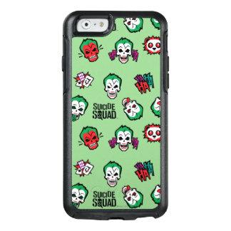 Joker Emoji Muster der Selbstmord-Gruppe-| OtterBox iPhone 6/6s Hülle