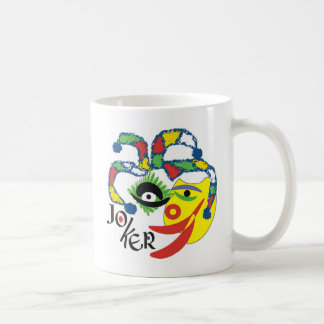 Joker Kaffeetasse