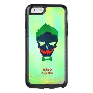 Joker-Kopf-Ikone der Selbstmord-Gruppe-| OtterBox iPhone 6/6s Hülle