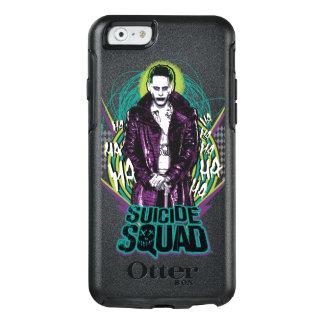 Joker-Retro Felsen-Grafik der Selbstmord-Gruppe-| OtterBox iPhone 6/6s Hülle