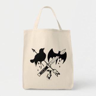 Joker-Symbol der Selbstmord-Gruppe-| Einkaufstasche