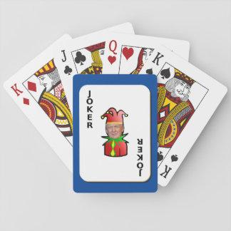 Joker-Trumpf-Spielkarten Spielkarten