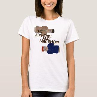 Jon u. Abe seitlich T-Shirt