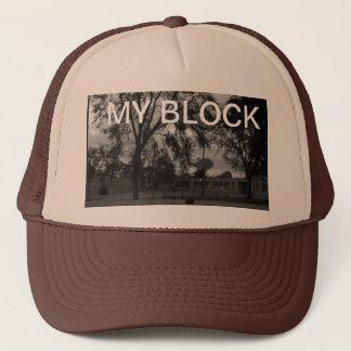 Jones-Kreis, MEIN BLOCK Truckerkappe