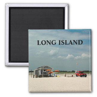 Jones-Strandschirm-Stand Quadratischer Magnet