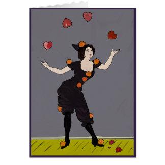 Jongleur der Herzen: Brechen Sie nicht mein Herz! Karte