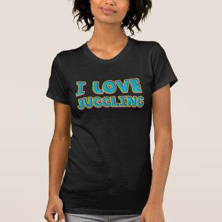 Jonglieren der Liebe I T-Shirt