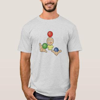 Jonglieren Sie T-Shirt