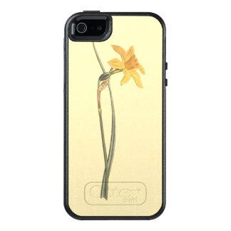 Jonquil Narzissen-Gelb-Blumen-Illustration OtterBox iPhone 5/5s/SE Hülle