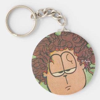 Jons schlechter Tag keychain Schlüsselanhänger