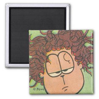 Jons schlechter Tag Magnet Kühlschrankmagnet