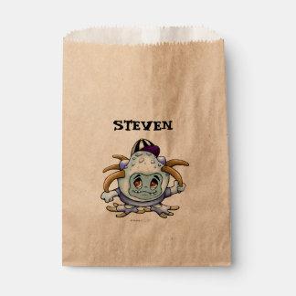 JONY PITTY ALIEN-CARTOON-Tasche Geschenktütchen